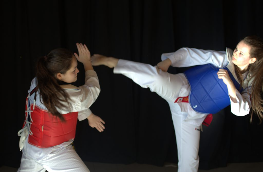 Taekwondo- Martial Art