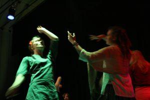 Frigjørende dans